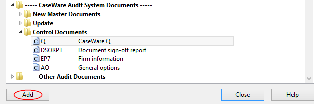 Document Library - Integrating Q